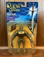 """Blade Hands Vintage Quest For Camelot 6"""" Action Figure 1997 Hasbro 90s Movie"""