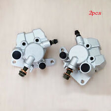NEW FRONT BRAKE CALIPER PAIR FOR YAMAHA ATV GRIZZLY 350 400 450 600 GRIZZLY 660