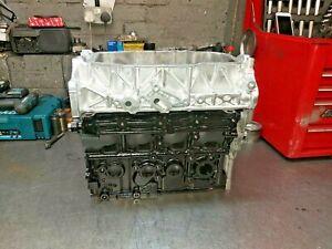 Mazda 3/6/CX-7 R2AA 2.2 Turbo Diesel Refurbished HALF ENGINE