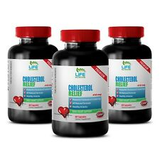 Maintain Normal Cholesterol Level - Cholesterol Complex 460mg - Niacin 500 3B