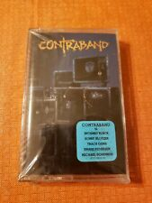 Contraband - Self-Titled Cassette (Michael Schenker, Tracii Guns, MSG) SEALED!!!