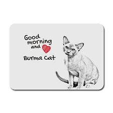 Burma-Katze - Maus Pad,  DE