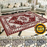 Large Vintage Area Rugs Living Room Bedroom Classic Traditional Carpet Runner UK