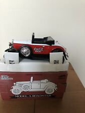 Ford Model A Roadster Die Cast Coca-Cola 600, 1:25 scale, 1994