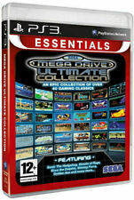 SEGA Mega Drive Ultimate Collection - Essentials (Sony PlayStation 3, 2012)