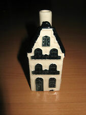 KLM Airlines Bols Canal House #18 Blue Delft Amsterdam