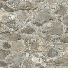 Weathered Stone Peel & Stick Wallpaper DIY Wall Decal Sticker Decor RMK9096WP
