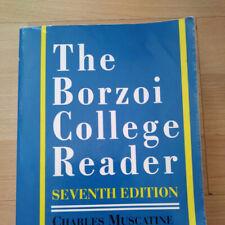 Borzoi College Reader Seventh edition (Used)