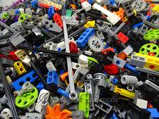 Lego Technic 50pce Bundle Random Mixed Pieces Parts, Connectors, Pins, Axles