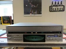 Sharp RP-117 Both Side Front Loading Stereo Turntable - Rare!