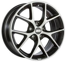18 Zoll BBS SR 8.0x18 5x100 et36 Vulcano grau BBS SR042 für Seat Ibiza