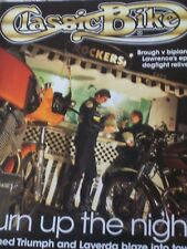 Classic Bike 12/98 Triumph T140, Laverda SFC Replica, Barry Sheene, Brough etc