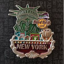 HARD ROCK CAFE NEW YORK EXCLUSIVE PIN CORE CITY ICON SERIES LIBERTY STATUE