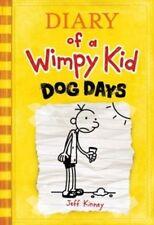 Dog Days: Diary of a Wimpy Kid (Book 4) By Jeff Kinney