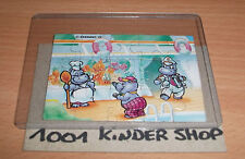 KINDER PUZZLE HAPPY HIPPO TRAUMSCHIFF 1992 (D)