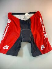 Champion System Womens Performance Link Tri Triathlon Shorts Small S (6545-11)