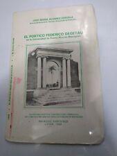 Puerto Rico UPR Mayagüez Booklet/ 1988