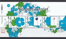 NETHERLANDS - SGMS2654a MNH 2008 SUMMER CHARITY STAMPS - FLOWERS