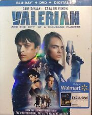 Valerian and the city of a thousand planets No Digital Copy