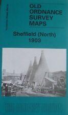 Old Ordnance Survey Map Sheffield North Yorkshire  1903  Sheet 294.04  New