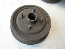 Opel Rekord P1 P2 Caravan Bremstrommel brake drum vorne NEU orig 568027