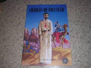 1983.Charles de Foucauld / Vignon.illustré Alain d'Orange.Maroc