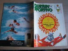 GUERIN SPORTIVO=N°34 (250) 1979 ANNO LXVII=INSERTO LE REGINE D'EUROPA 1979=