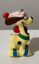 Vintage Odie (Garfield Dog) Christmas Ornament - Early 1980s