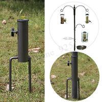 Bird Feeder Garden Wild Food Seed Feeding Station Stabilizer Feet Spikes
