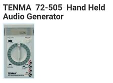 Brand New Tenma 72-505 Hand Held Audio Generator FAST SHIPPING!