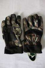 NEW Mens Mossy Oak Break-Up Country Camouflage Hunting Gloves Non-Slip One Size