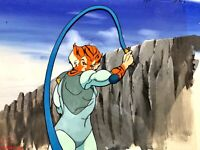 Thunder cats 2 American old animation Cartoon cel picture