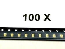 unbenutze Gurtware 100 blaue SMD-Mini-TOP-LEDs  LBM673-J1  NEU RoHS