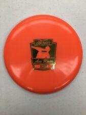 New Discraft Orange Ace Race 2011 Zeppelin Misprint New 177+G