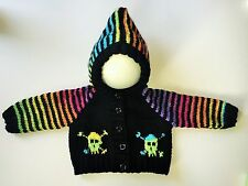 Handmade Hoodie Jumpers & Cardigans (0-24 Months) for Boys