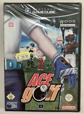 Ace Golf Nintendo GameCube nuovo sigillato