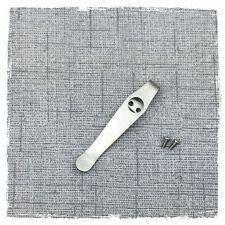 Titanium Deep Carry Pocket Clip Made For Zero Tolerance ZT0300 Kershaw Skyline