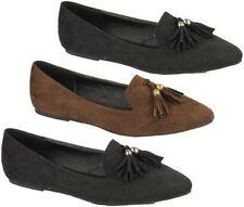 Zapatos planos con cordones