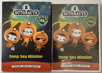Octonauts: Deep Sea Mission (New Sealed DVD) 6 Action Adventures! With Slip Over