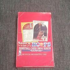 1990-91 NBA Hoops Series 2 Basketball Factory Sealed Box CASE Michael Jordan!