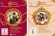 6 DVDs * MÄRCHENBOX  6 SECHS AUF EINEN STREICH - VOL 12 + 13 IM SET # NEU OVP %
