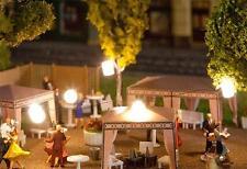 FALLER 180663 H0 GUIRLANDE LUMIERE lanternes de papier, environ 0,45m (1M =