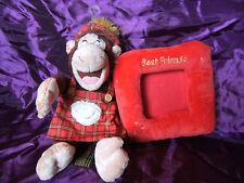 GREEDY Monkey HAVEN vacanza migliori amici Photo Frame in buone condizioni