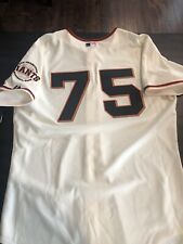 Barry Zito Authentic Majestic San Francisco Giants Jersey- New, Size 48