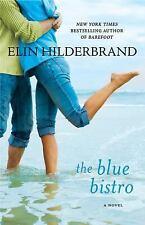 THE BLUE BISTRO by Elin Hilderbrand FREE SHIPPING paperback book romance ellen