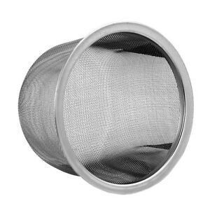 Teapot Replacement Stainless Steel Mesh Tea Strainer Infuser 78-84mm JAPAN MADE