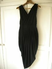 Black tunic dress size 1