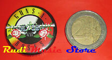 SPILLA pins GUNS N' ROSES axl rose 3x3 cd dvd lp mc vhs