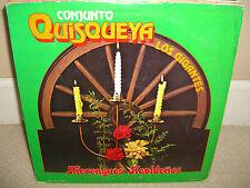 Conjunto Quiqueya - Merengues Navideños - Rare LP Very Good Cond. - L6