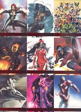 Marvel Greatest Battles & Heroes and Heroes and Villains Set, all 3 sets